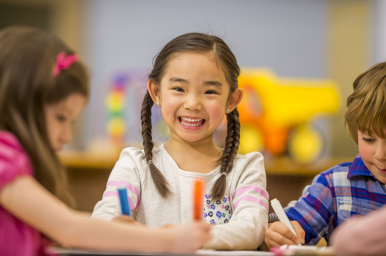 Primary Students _ Little Girl Smiling in Class iStock_520542890.jpg